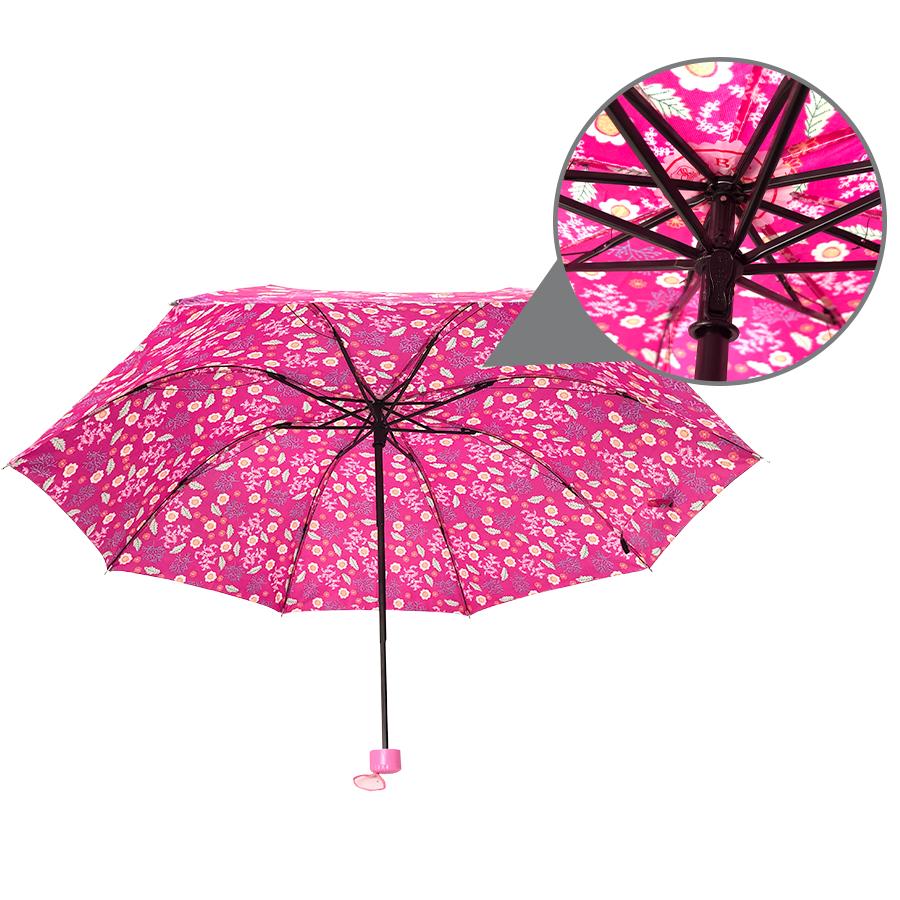 Satin Umbrella 3 Folds T806/L802